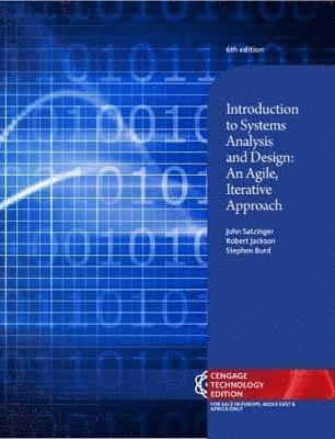 bokomslag Introduction To Systems Analysis And Design