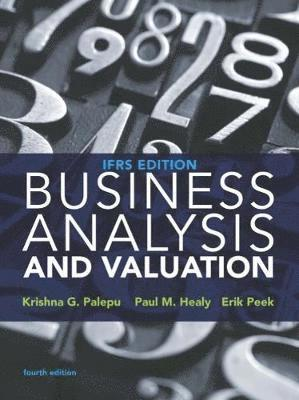 bokomslag Business Analysis and Valuation