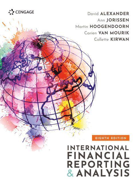 International financial reporting & analysis 1
