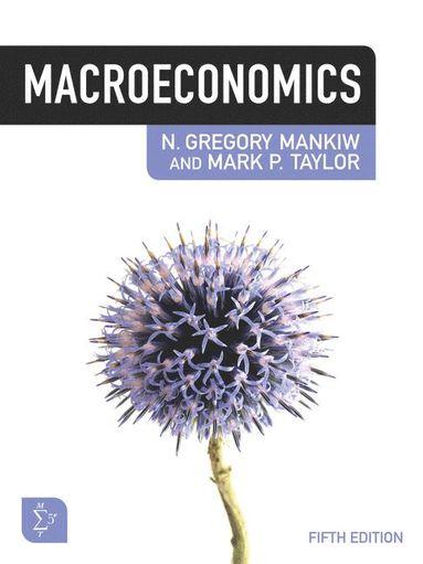 bokomslag Macroeconomics