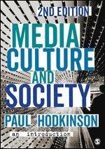 bokomslag Media, Culture and Society