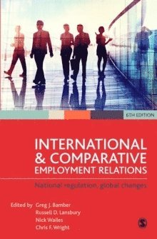 bokomslag International and Comparative Employment Relations