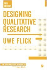 bokomslag Designing Qualitative Research