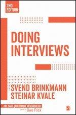 bokomslag Doing Interviews