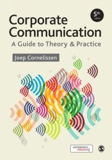 bokomslag Corporate Communication: A Guide to Theory and Practice