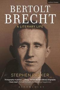 bokomslag Bertolt Brecht: A Literary Life