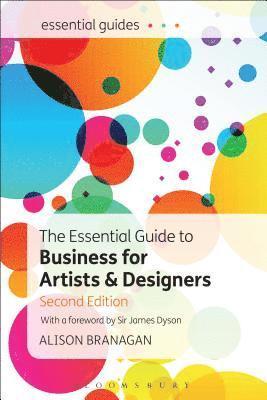 bokomslag Essential guide to business for artists and designers