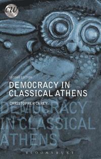 bokomslag Democracy in classical athens