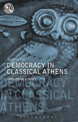 bokomslag Democracy in classical athens
