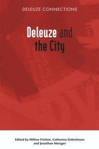 bokomslag Deleuze and the City