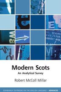 bokomslag Modern Scots