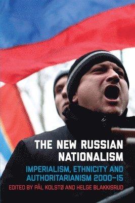bokomslag The New Russian Nationalism