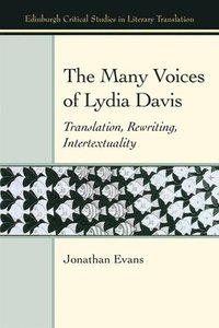 bokomslag The Many Voices of Lydia Davis