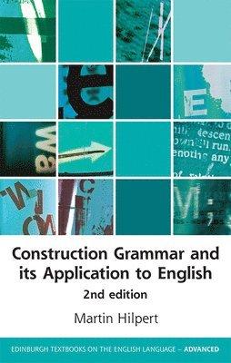 bokomslag Construction Grammar and its Application to English