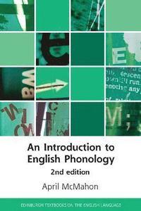bokomslag An Introduction to English Phonology