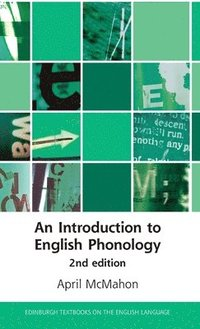 bokomslag An Introduction to English Phonology 2nd Edition