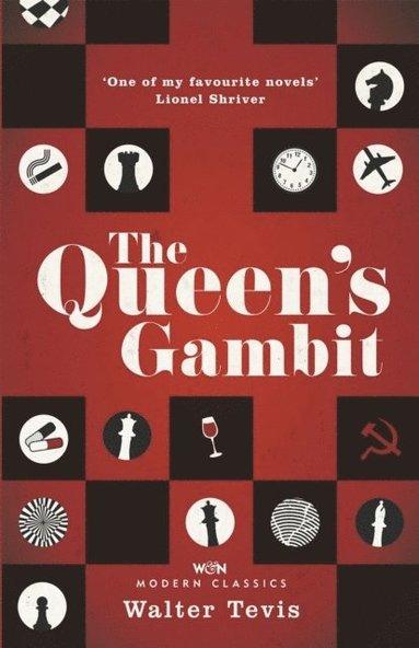 bokomslag The Queen's Gambit