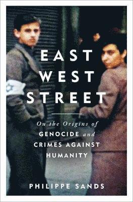 bokomslag East West Street