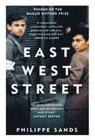 bokomslag East West Street: Non-fiction Book of the Year 2017