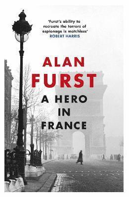 bokomslag A Hero in France
