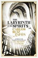bokomslag Labyrinth Of The Spirits