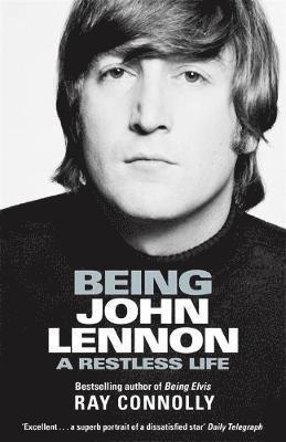 bokomslag Being John Lennon