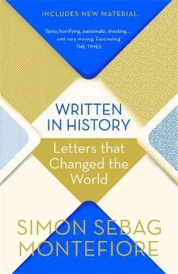 bokomslag Written in History: Letters that Changed the World