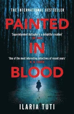 bokomslag Painted in Blood
