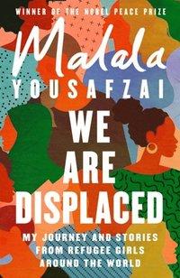 bokomslag We Are Displaced