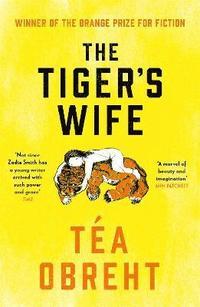 bokomslag The Tiger's Wife