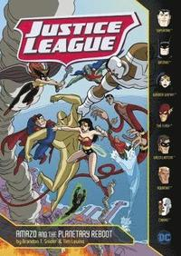bokomslag Justice League Pack A of 4