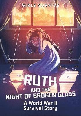 bokomslag Ruth And The Night Of Broken Glass