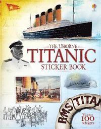 bokomslag Titanic Sticker Book