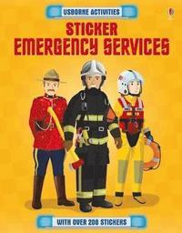 bokomslag Sticker Emergency Services