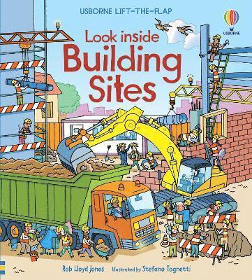 bokomslag Look Inside a Building Site