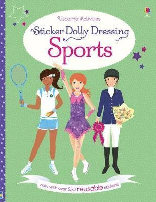 bokomslag Sticker Dolly Dressing Sports