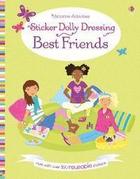 bokomslag Sticker Dolly Dressing Best Friends