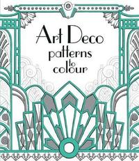 bokomslag Art Deco Patterns to Colour