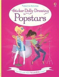 bokomslag Sticker Dolly Dressing Popstars