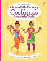 bokomslag Sticker Dolly Dressing Costumes Around the World