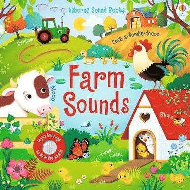bokomslag Farm Sounds
