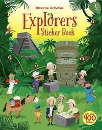 bokomslag Explorers Sticker Book