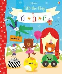 bokomslag Lift-the-Flap abc