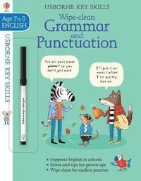 bokomslag Wipe-Clean Grammar &; Punctuation 7-8