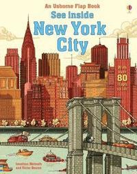 bokomslag See Inside New York City