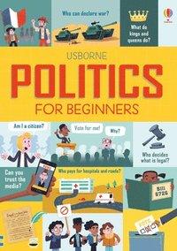bokomslag Politics for Beginners