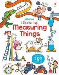 bokomslag Lift-The-Flap Measuring Things