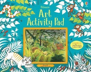 bokomslag Art Activity Pad