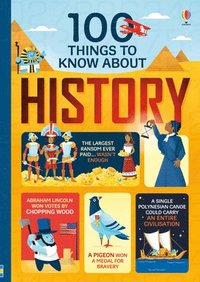 bokomslag 100 Things to Know About History