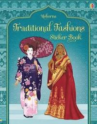 bokomslag Traditional Fashions Sticker Book